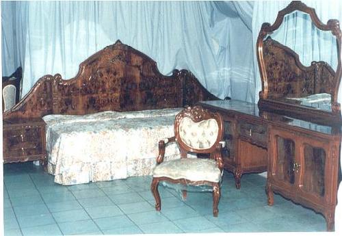 Recamaras arte muebles for Recamaras estilo luis 15