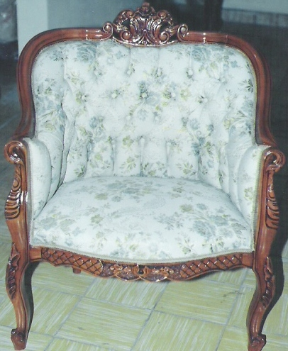 Varios arte muebles - Sillon estilo provenzal ...