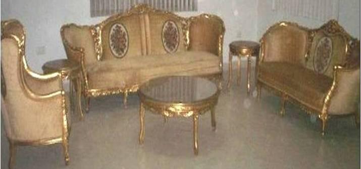 Salas luis xv arte muebles for Recamaras estilo luis 15