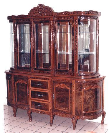 Comedores arte muebles - Vitrinas y aparadores de comedor ...
