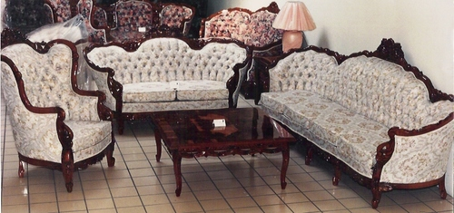 Salas varias arte muebles for Muebles de sala 3 piezas